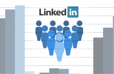 LinkedIn stats for freelancers