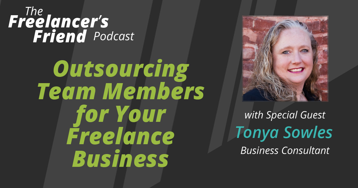 Outsourcing Team Members for Your Freelance Business