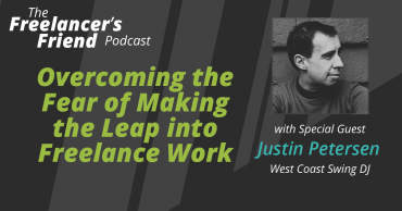 Overcoming the Fear of Making the Leap into Freelance Work